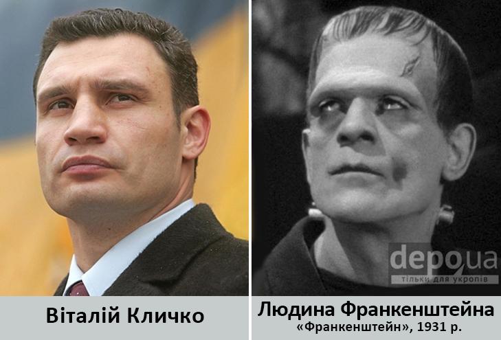 Політики та кіно, або хто найсправді зіграв Франкенштейна - фото 1