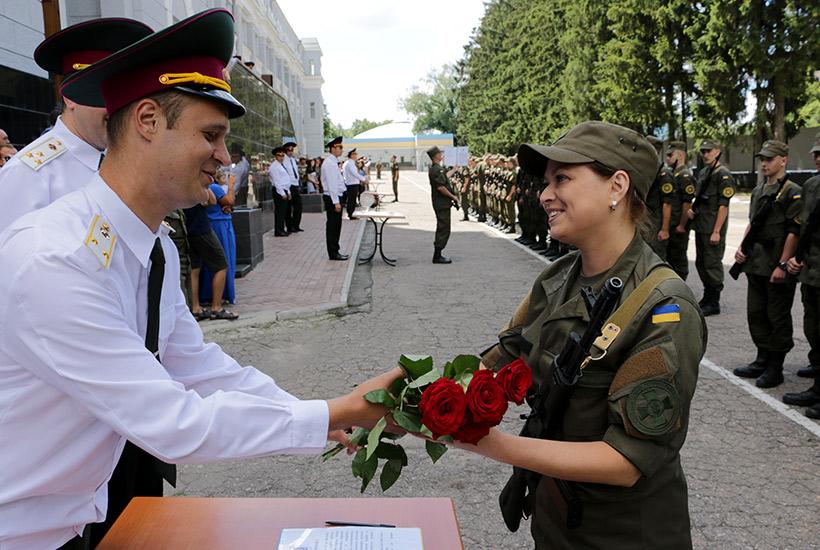 Харківських нацгвардійців відправлять до Слов'янська та Маріуполя  - фото 2