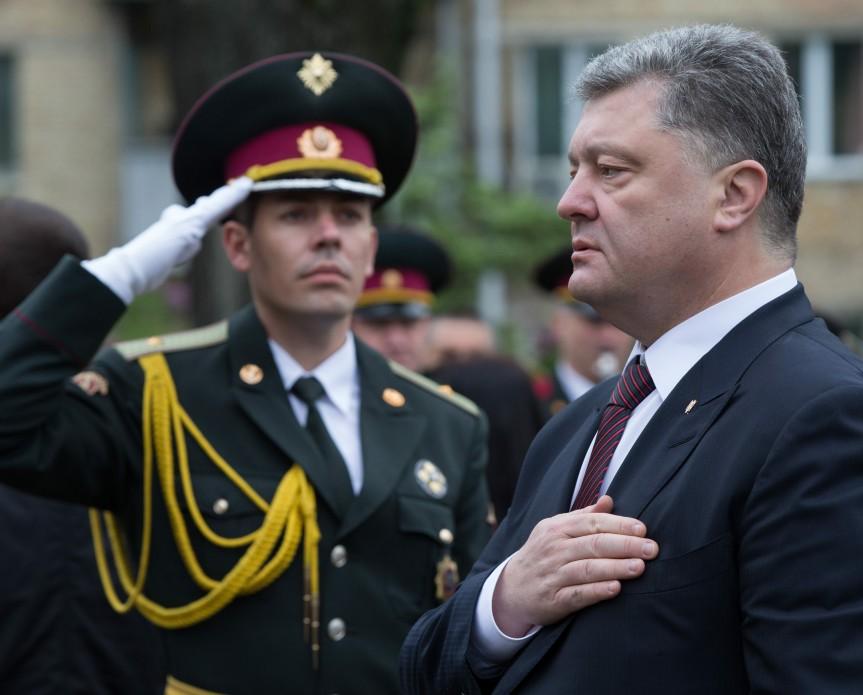 Перші особи держави вшанували ліквідаторів та жертв Чорнобильської катастрофи - фото 1