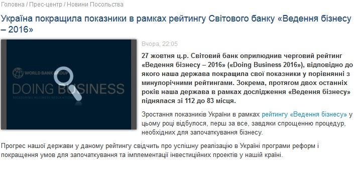 Як українська влада схитрувала з рейтингом Doing Business - фото 3