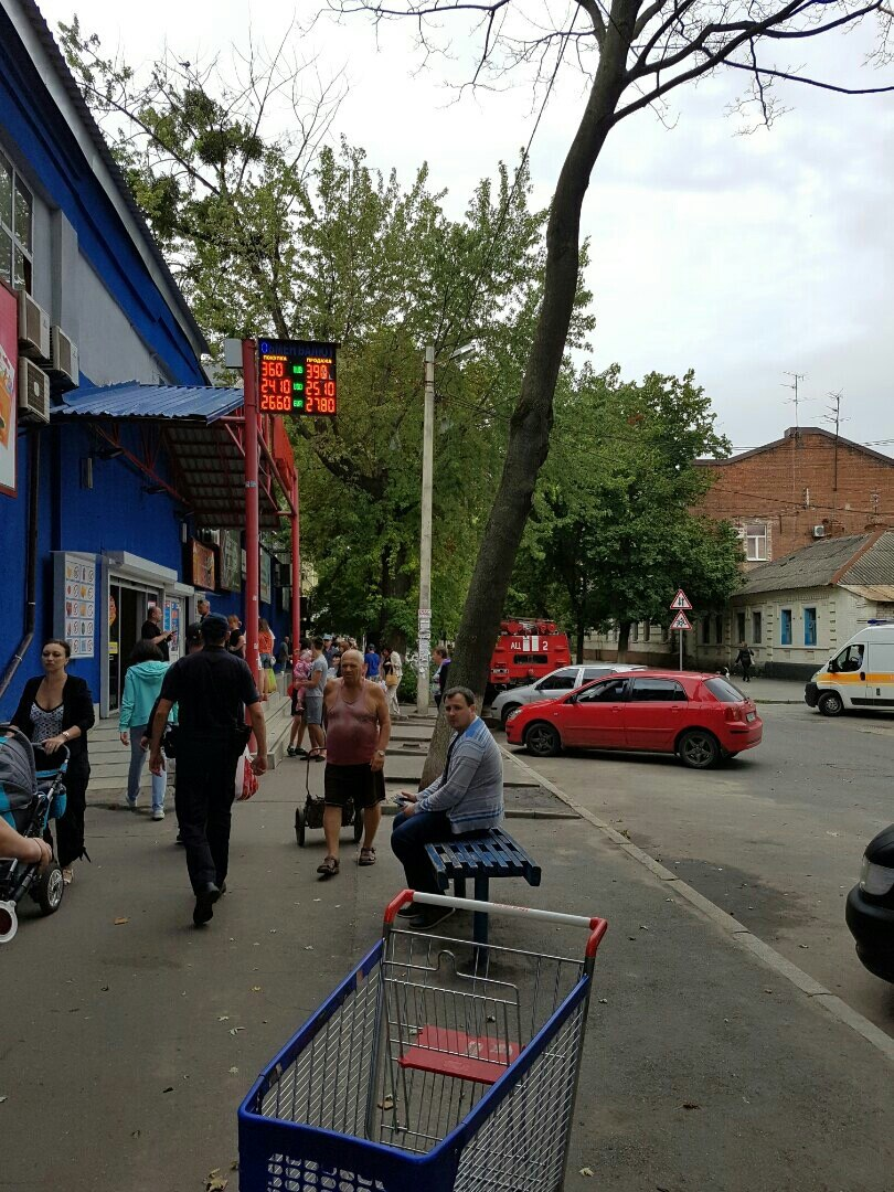 У Харкові в супермаркеті шукали вибухівку - фото 1