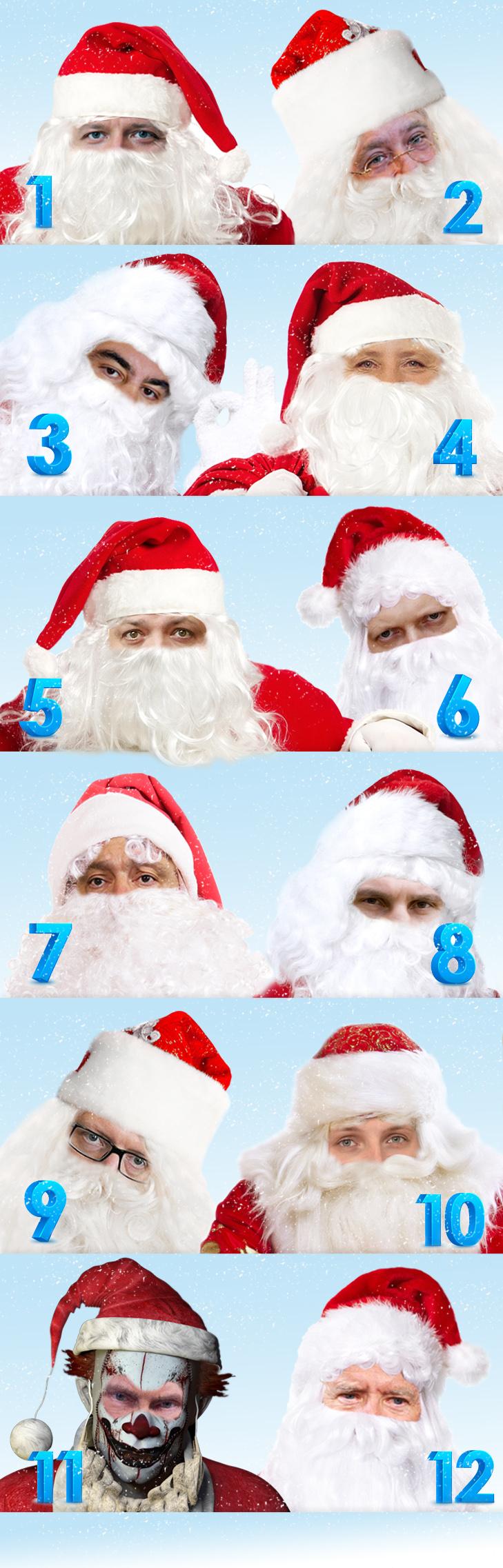 Вгадай політика Санта Клауса - фото 1
