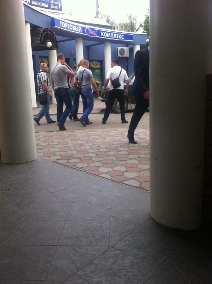 На Росії затримали головного редактора кримського видання - фото 1
