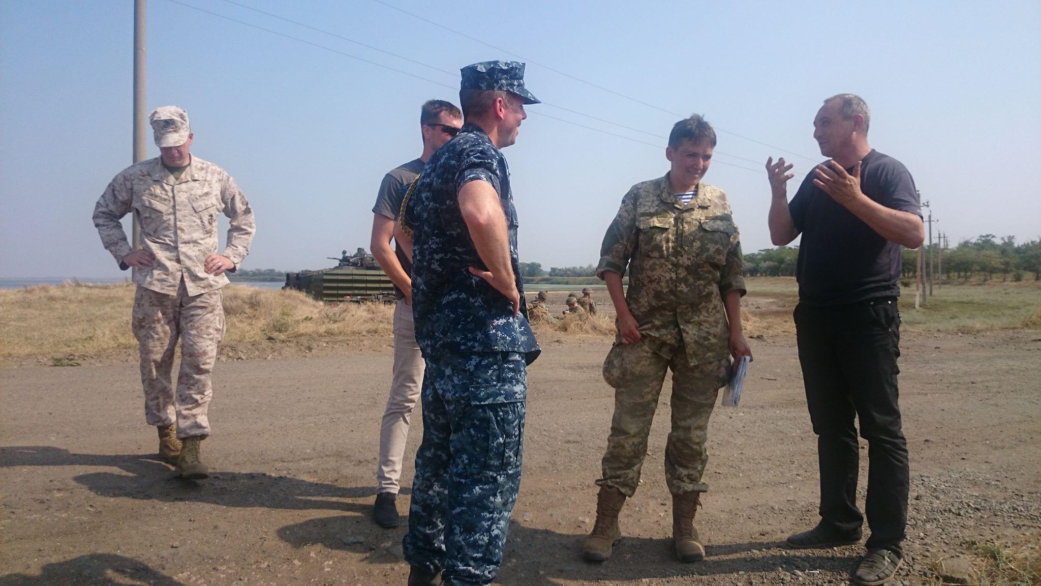 Савченко заявила, що американці незадоволені генералами України - фото 1