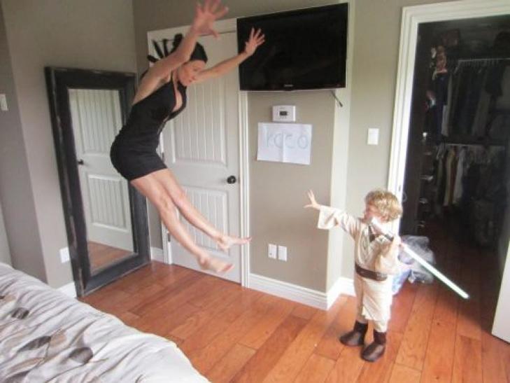 20 прикладів того, що батьки - це такі ж діти, тільки постарше - фото 8
