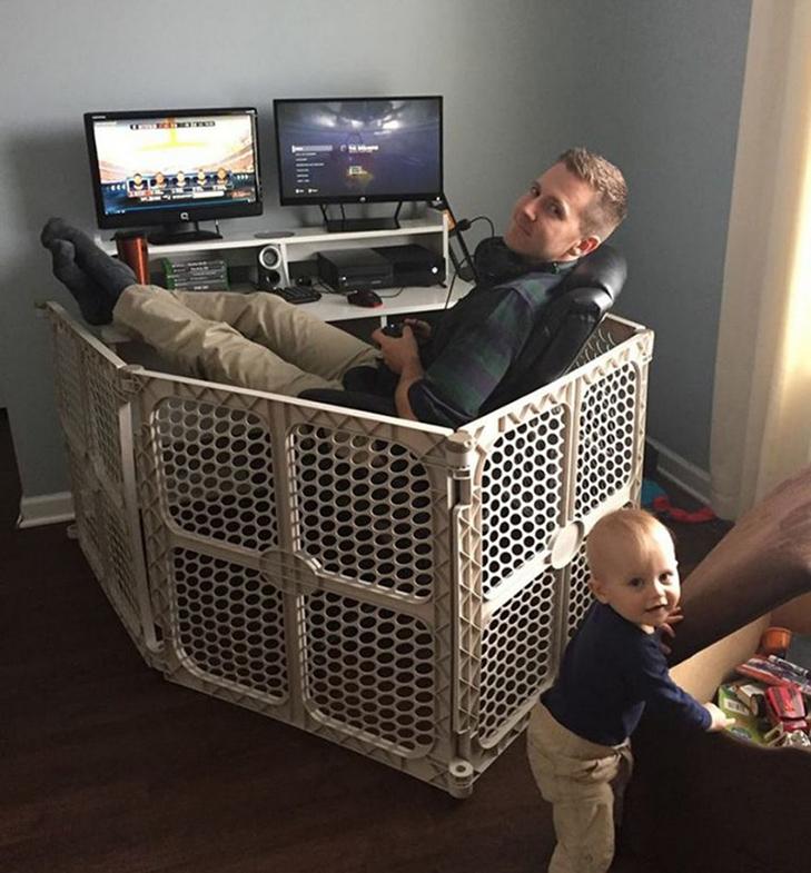 20 прикладів того, що батьки - це такі ж діти, тільки постарше - фото 2