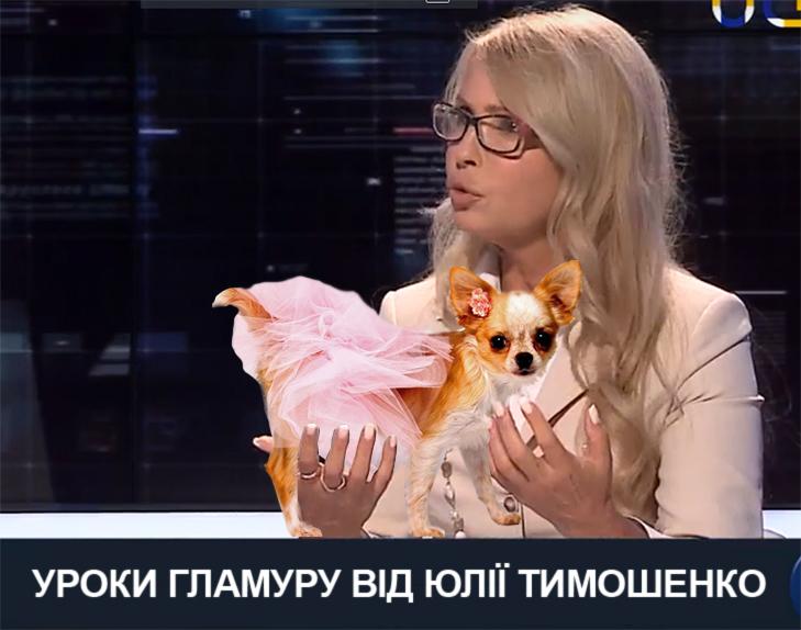 Тимошенко в новому образі: Марія Деві Христос чи гламурна краля (ФОТОЖАБИ) - фото 6