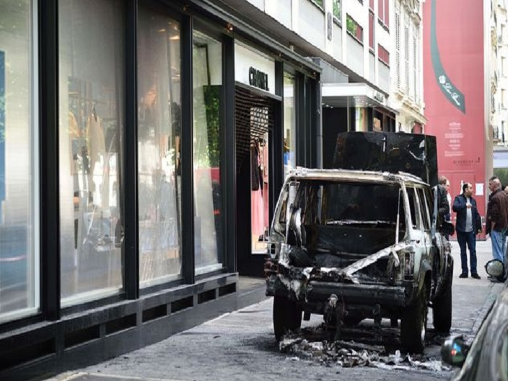 Модне пограбування сталось у Парижі - фото 1
