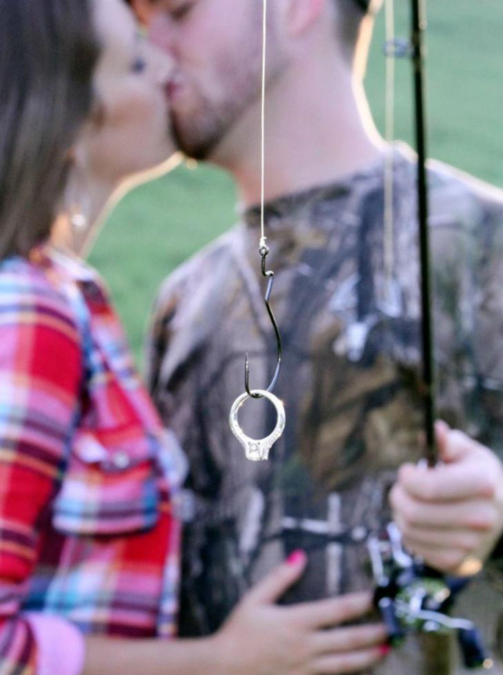 20 креативних ідей для фотографій заручин - фото 14