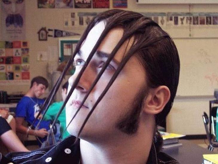 30 зачісок, які вас розсмішать - фото 19