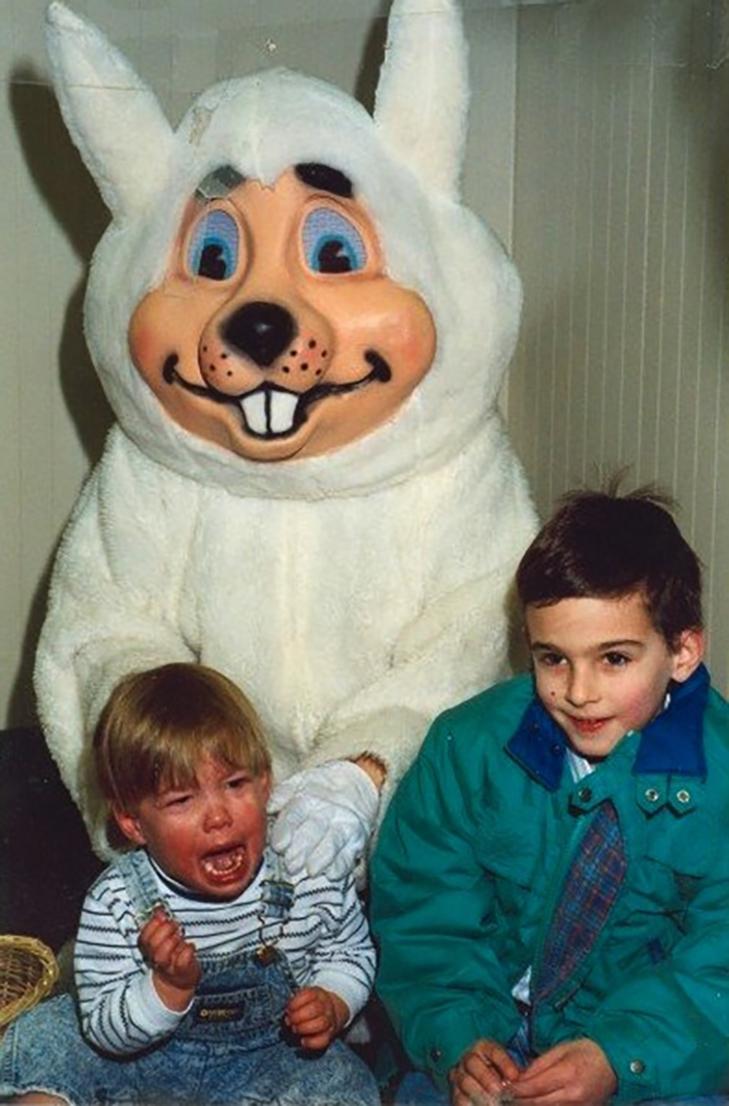 20 Великодніх зайців з ваших кошмарів - фото 16