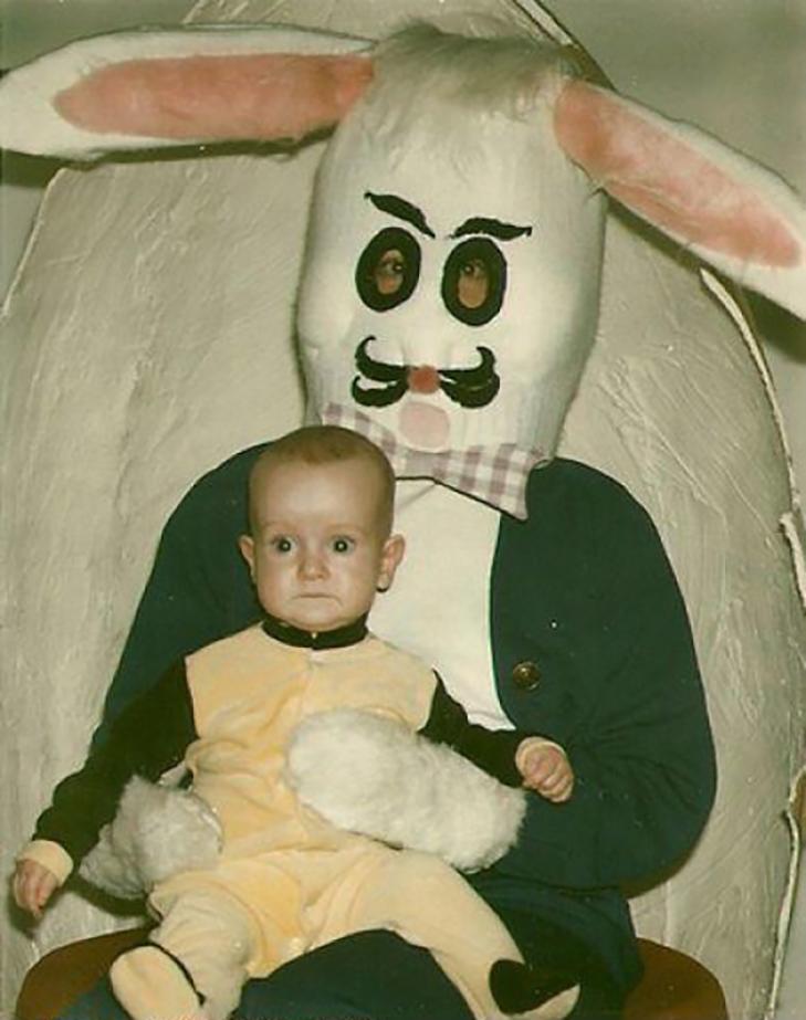 20 Великодніх зайців з ваших кошмарів - фото 10