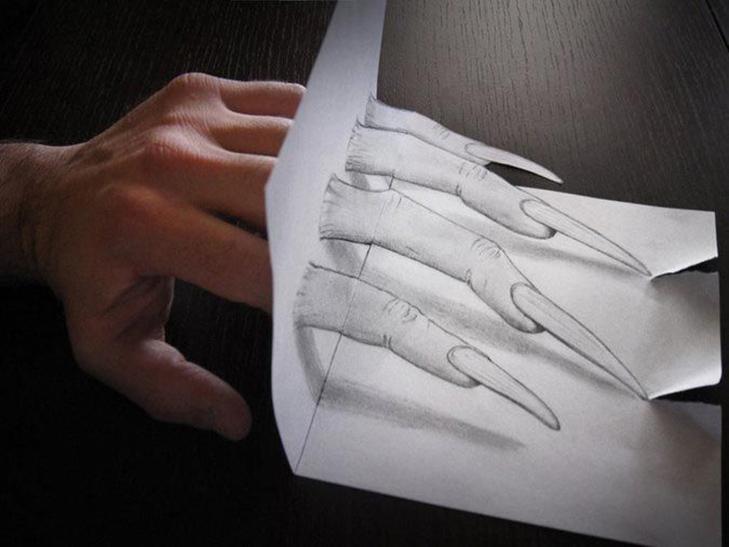 35 неймовірних 3D-малюнків олівцем - фото 18