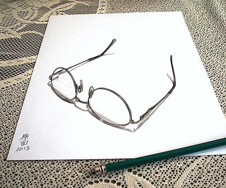 35 неймовірних 3D-малюнків олівцем - фото 28