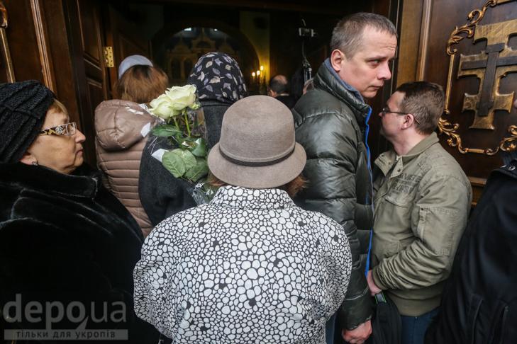 Як ховали Георгія Гонгадзе (ФОТОРЕПОРТАЖ) - фото 2
