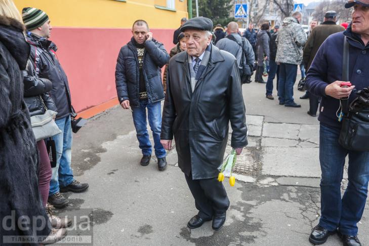 Як ховали Георгія Гонгадзе (ФОТОРЕПОРТАЖ) - фото 7