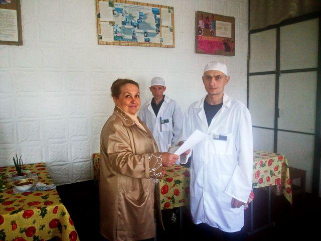 На Миколаївщині зеки боролися за звання шеф-кухаря колонії - фото 3