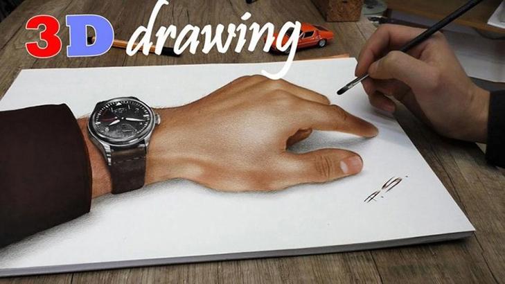 25 феноменальних 3D-малюнків, які гарантовано обдурять ваш мозок - фото 22