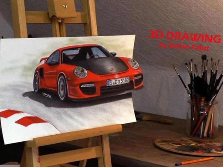 25 феноменальних 3D-малюнків, які гарантовано обдурять ваш мозок - фото 8