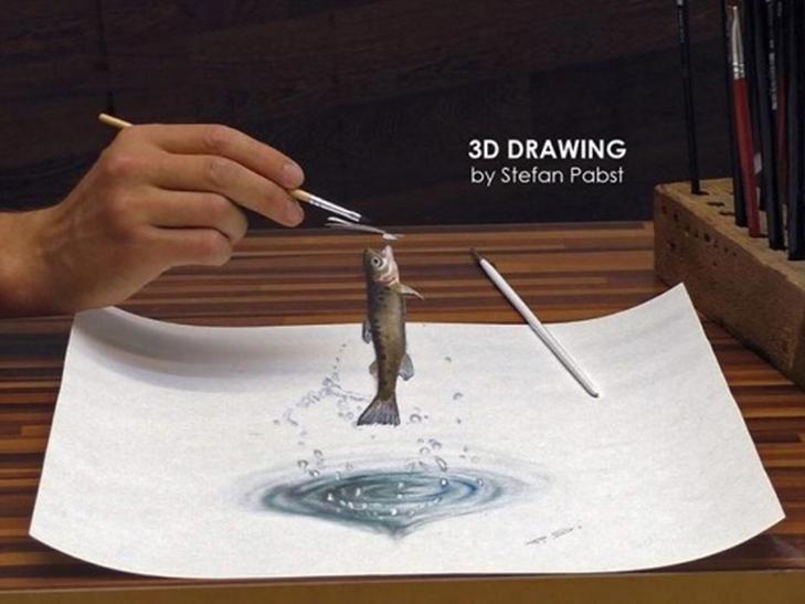 25 феноменальних 3D-малюнків, які гарантовано обдурять ваш мозок - фото 14