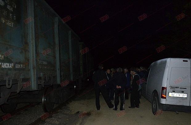 Жителі протестують проти створення під їхніми будинками майданчика для перевантаження руди - фото 2