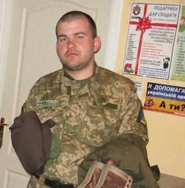 """Під Горлівкою загинув боєць """"Айдару"""" - фото 1"""