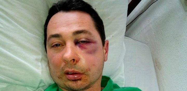 На Херсонщині жорстоко побили депутата від БПП - фото 1