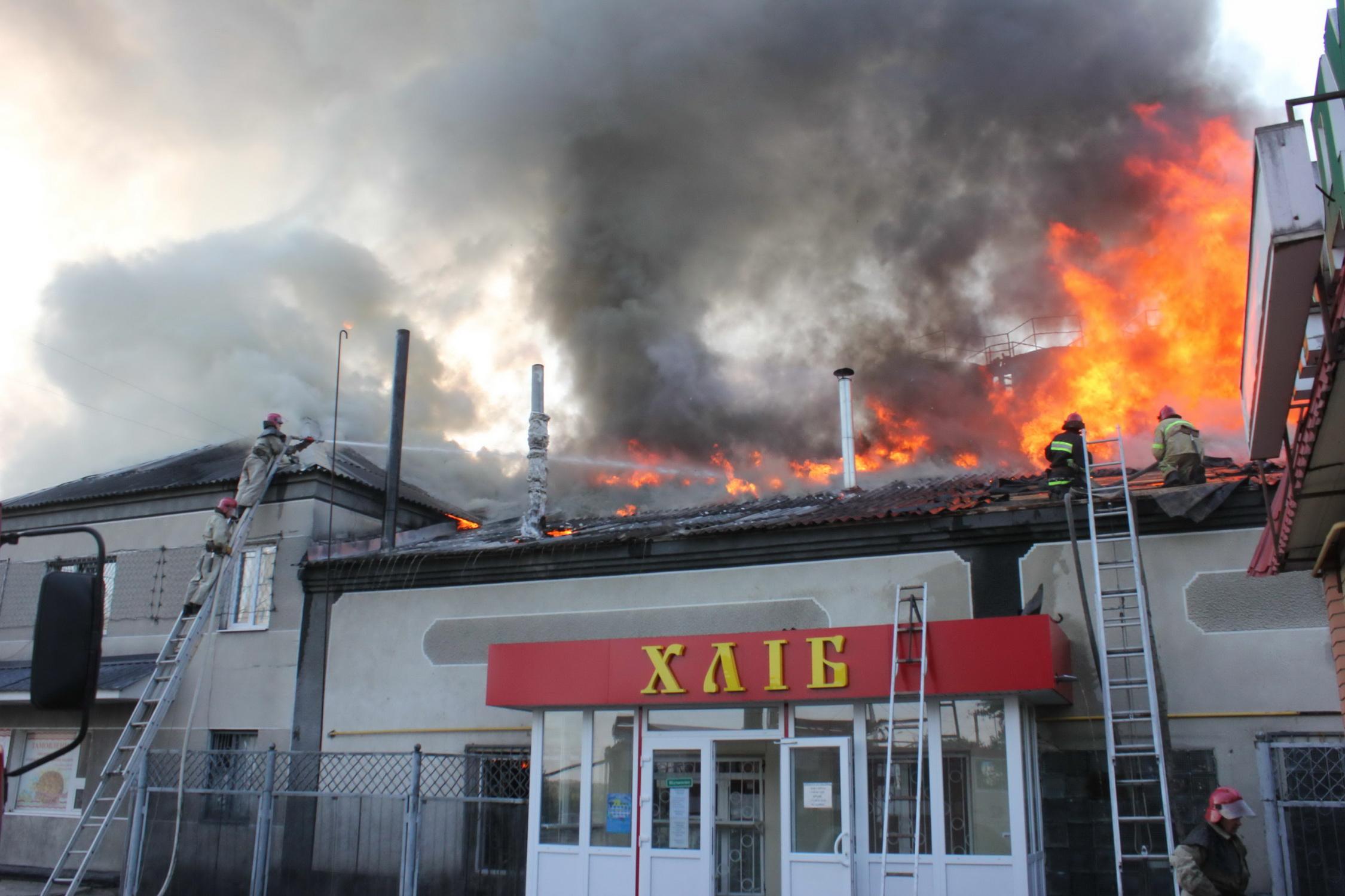 Під Харковом сталася велика пожежа: подробиці - фото 3
