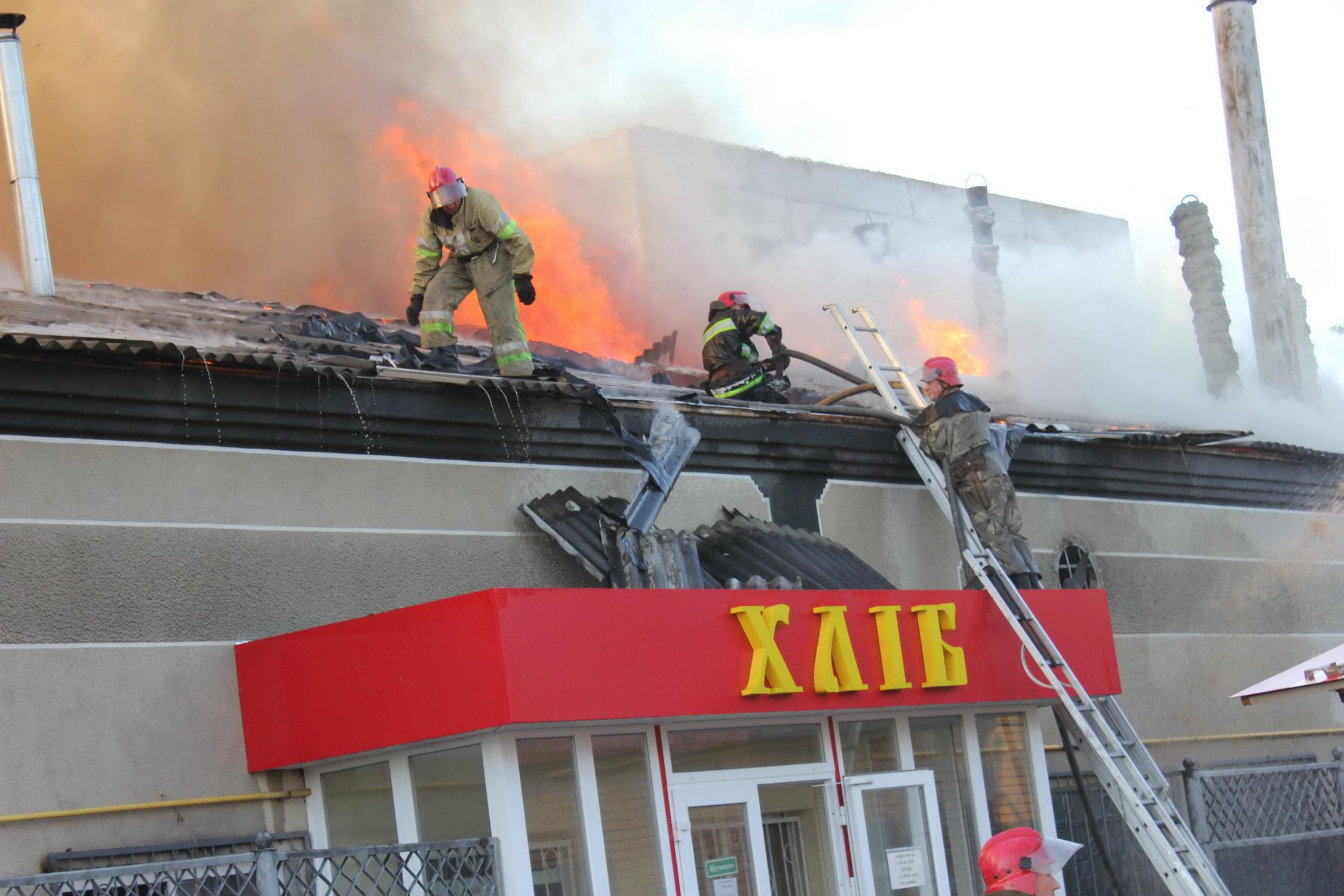 Під Харковом сталася велика пожежа: подробиці - фото 1