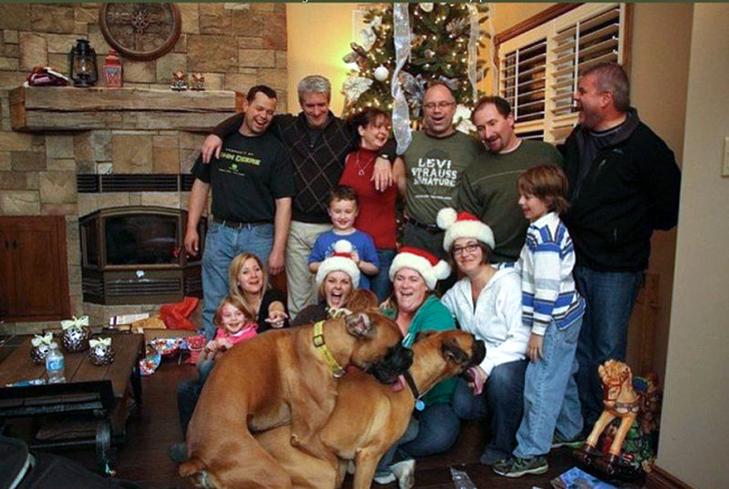 35 дуже дивних сімейних фото - фото 10