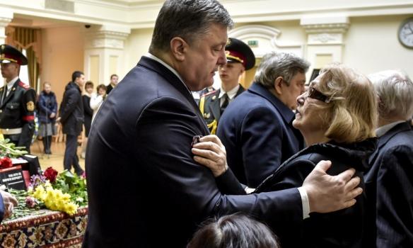 У Києві попорощалися з народним артистом Лесем Танюком - фото 5