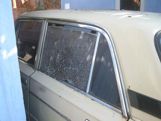 На Миколаївщині на приватне подівр'я закинули гранату: занинув собака