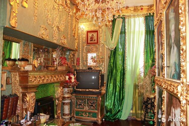 Пшонкастайл: на Росії продають трикімнатну квартиру усипану золотом - фото 5