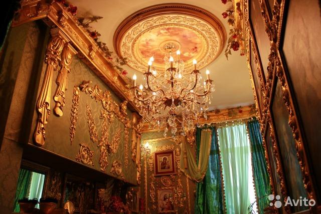 Пшонкастайл: на Росії продають трикімнатну квартиру усипану золотом - фото 4