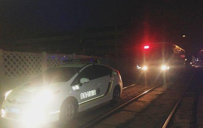 У Києві п'яний водій трамвая випробував себе у ролі гонщика - фото 1