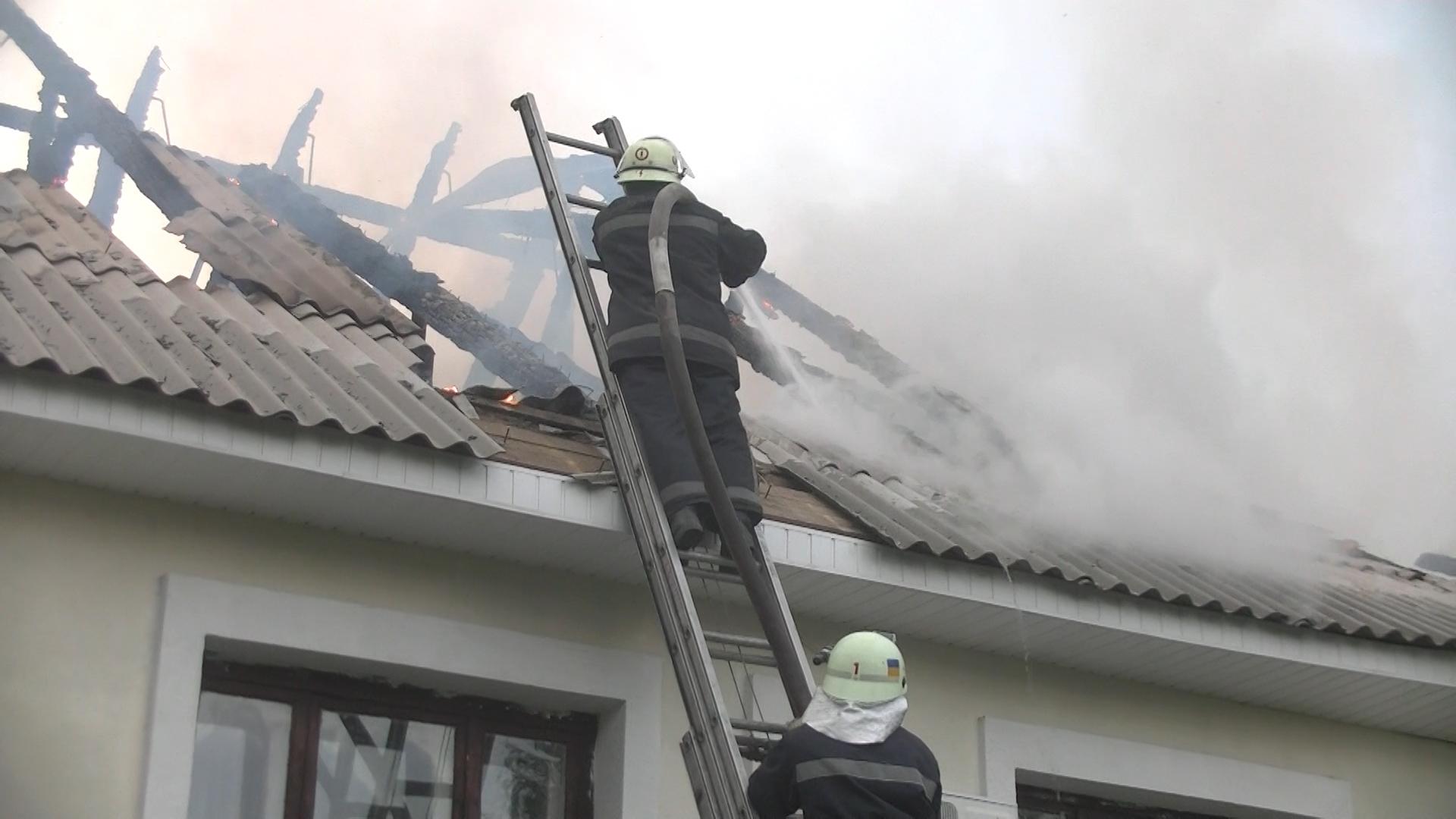Рятувальники показали, як гасили дитсадок на Харківщині (ВІДЕО, ФОТО)  - фото 3