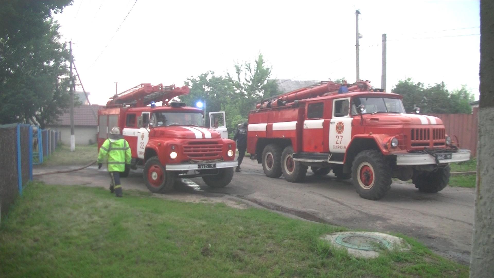 Рятувальники показали, як гасили дитсадок на Харківщині (ВІДЕО, ФОТО)  - фото 2