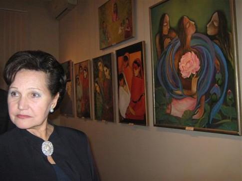"""Про кого турбується """"на пенсії"""" благодійниця Людмила Янукович - фото 4"""