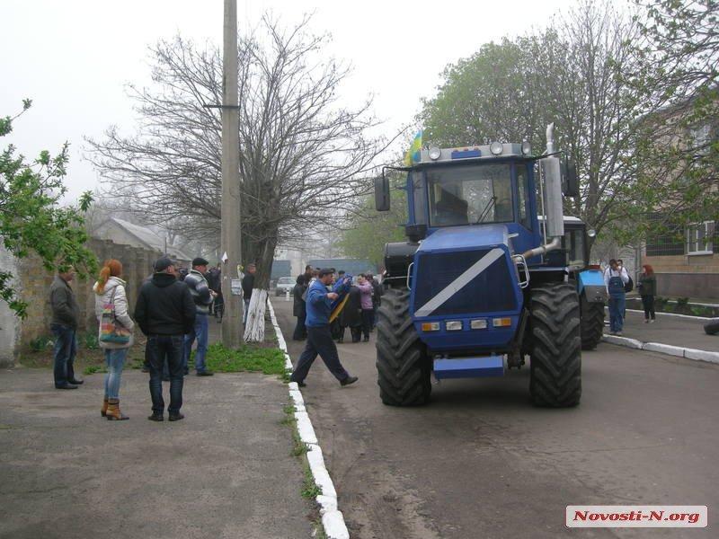 На Миколаївщині фермери вимагають відставки голови РДА