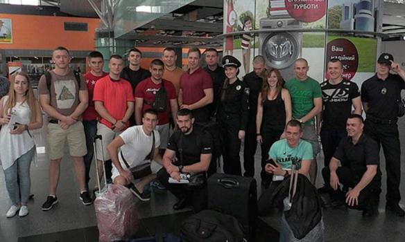 Українські поліцейські вирушили на стажування до Туреччини (ФОТО) - фото 1