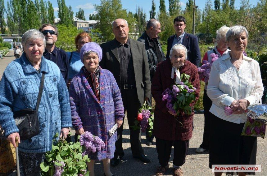 У Миколаєві на мітингу комуністи критикували владу та прославляли СРСР - фото 3