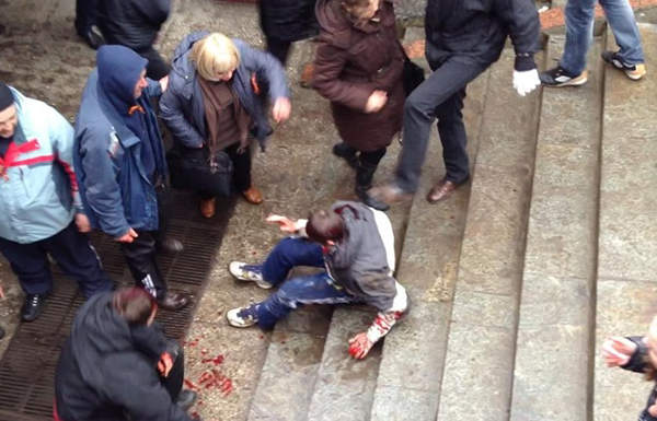 В Курахово местный житель подорвался на гранате - Цензор.НЕТ 4379