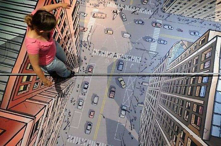 40 неймовірних 3D малюнків на асфальті - фото 11