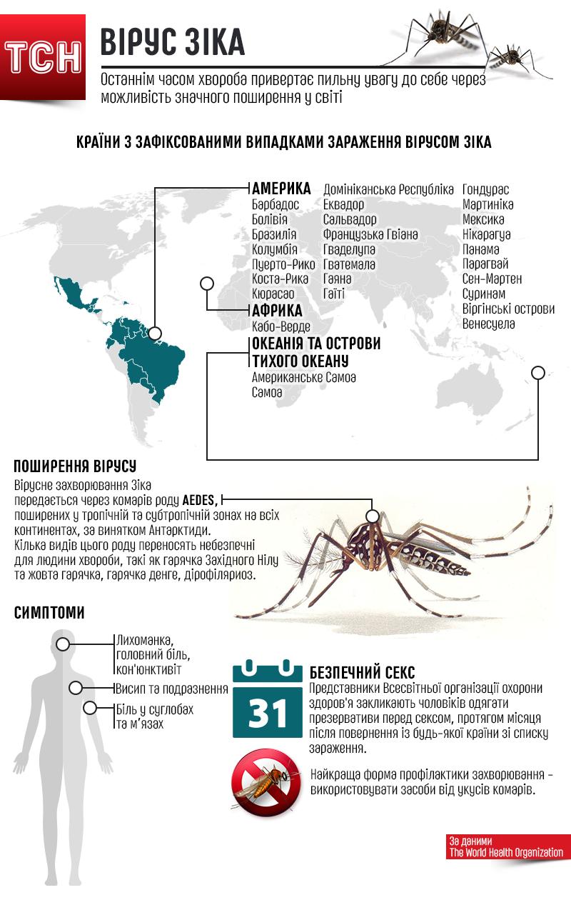 В Україні немає комарів-переносників вірусу Зіка, - МОЗ - фото 1