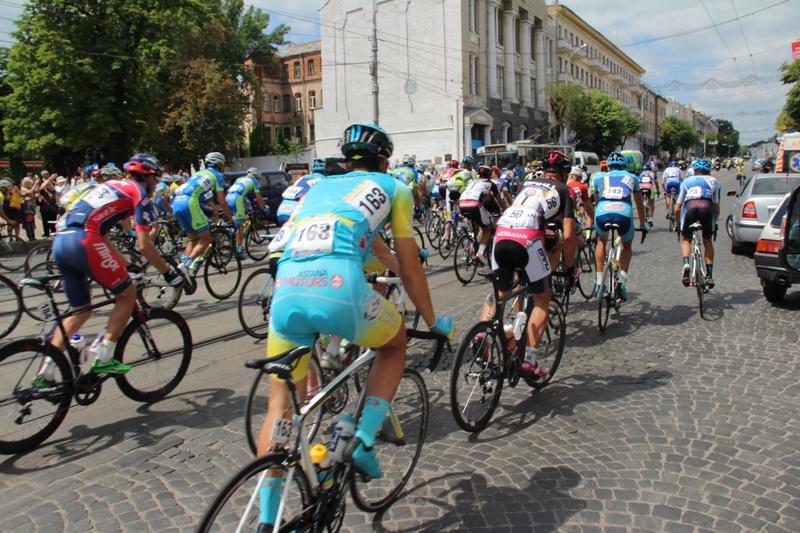 У Вінниці стартували міжнародні велогонки - фото 3