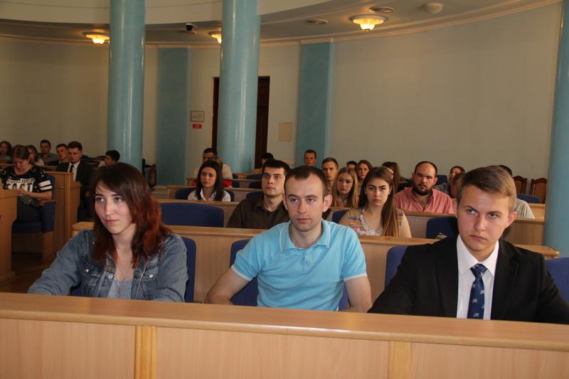 Студентський парламент Вінниччини налагоджував співпрацю із депутатами облради - фото 2