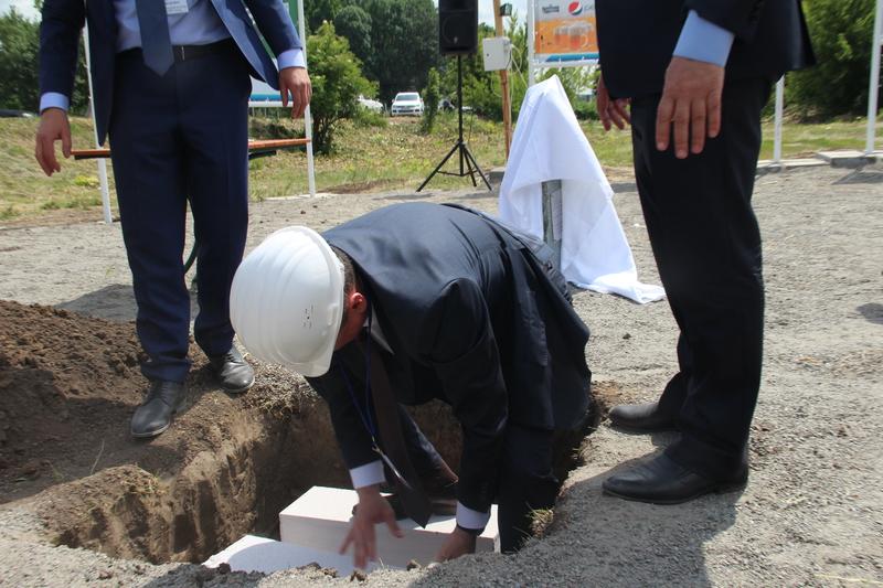 За містом почали будувати завод, який працевлаштує 1,5 тис. вінничан - фото 2