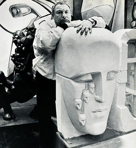Хто такий Ернст Неізвєстний: найвідоміші скульптури митця - фото 8