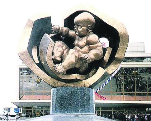 Хто такий Ернст Неізвєстний: найвідоміші скульптури митця - фото 3