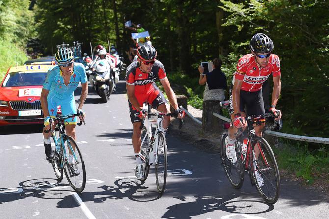 Між Тур де Франс і Олімпіадою: миколаївський гонщик підбив підсумки змагань